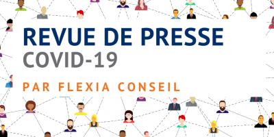 Covid-19 – Revue de presse de l'information disponible